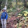 Ready to get going on the Heartbreak Ridge Trail. <FONT SIZE=1>© Chiyoko Meacham</FONT>