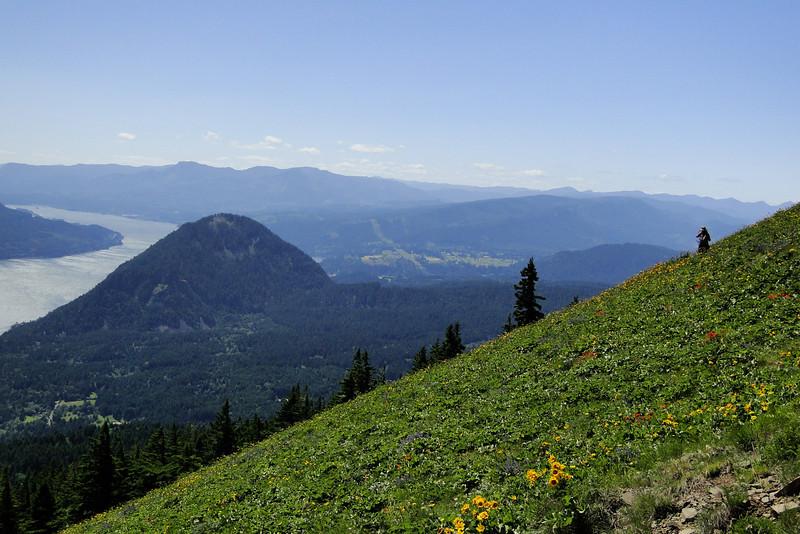 Peak #3<br /> Dog Mt.