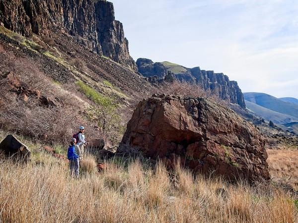 Devils Gap & Horsetheif Butte