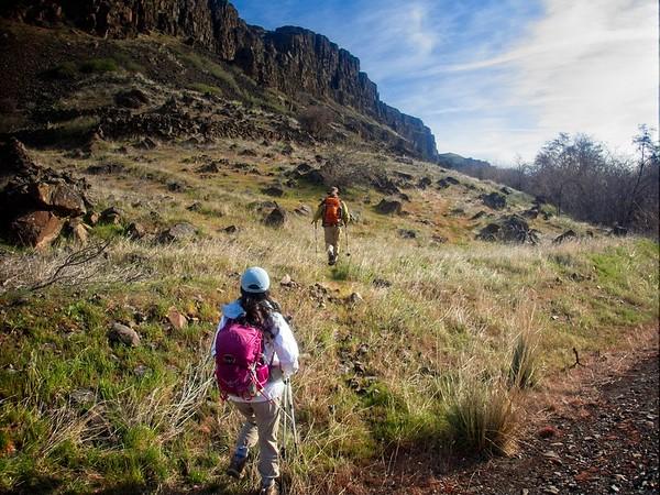 Devils Gap & Horsethief Butte © Chiyoko Meacham
