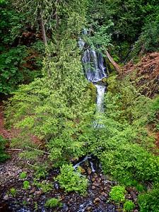 Punchowl Falls Park - Dead Point Falls