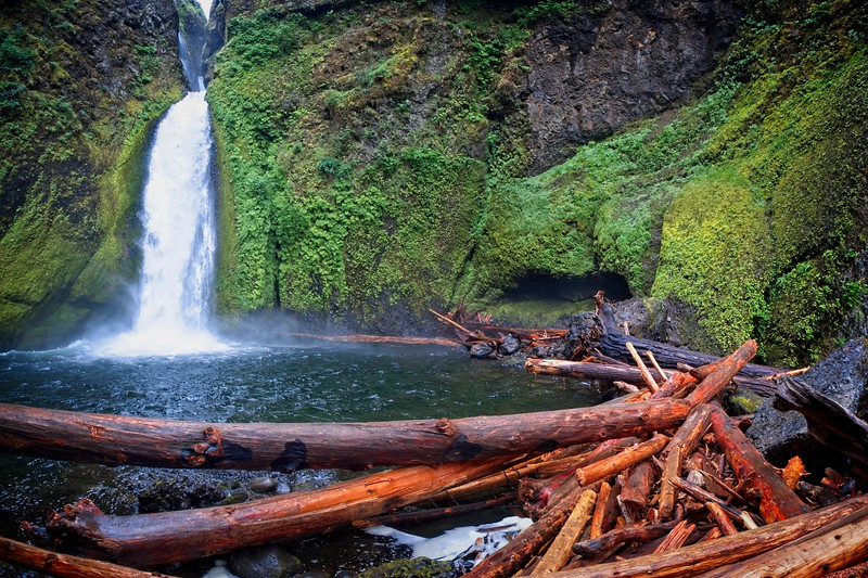 Three Short Hikes in the Gorge!