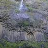Waespe Falls - Upper Tier.