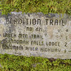 The (Closed) Perdition Trail Junction