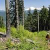 Kazuko & Chiyoko<br /> Starvation Ridge Trail