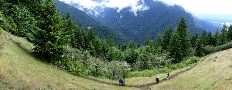 Nick Eaton Trail.
