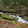 The new Perham Creek Bridge - Hummmmm!!