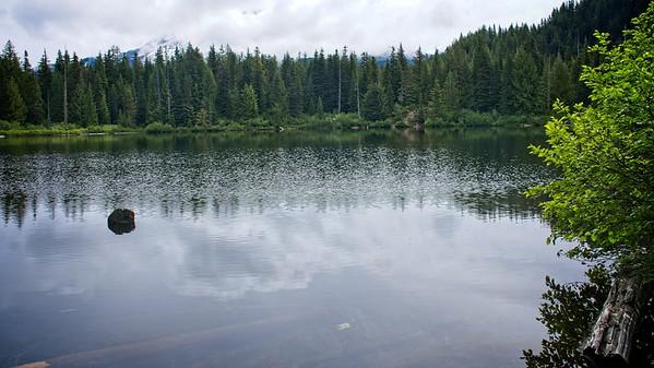 Burnt Lake, Zigzag Mt. & Cast Lake