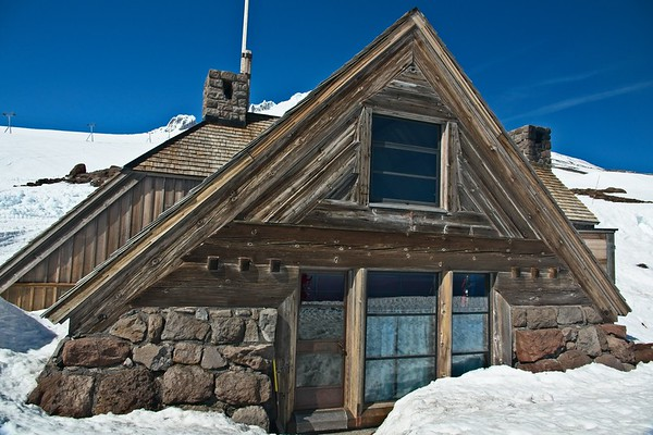 A Night at Timberline Lodge - 2018/04/26