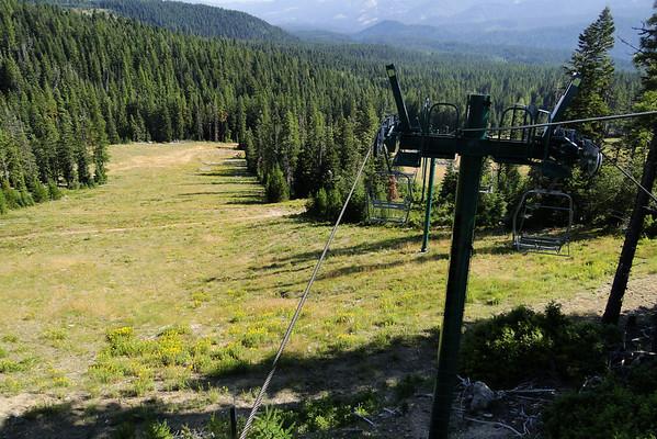 Cooper Spur Ski Area.
