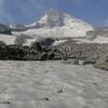 Crossing the glacier.