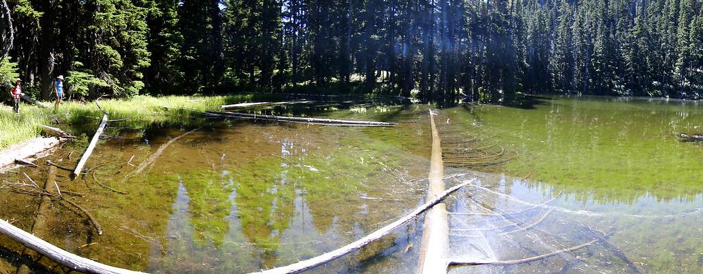 Oval Lake.