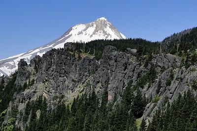 Looking back towards the Pinnacles.