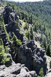 The Pinnacles.