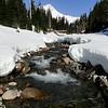 Crossing Newton Creek