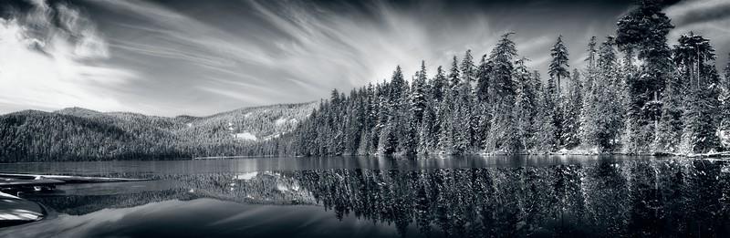 Alone at Lost Lake