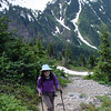 McNeil Ridge trail<br /> Yocum Ridge to the South