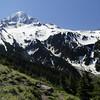 Hood views from Bald Mountain Ridge.