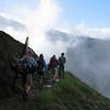 Heading around Bald Mountain <FONT SIZE=1>© Chiyoko Meacham</FONT>
