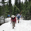 Heading on up to the McNeil Point Cutoff Trail.