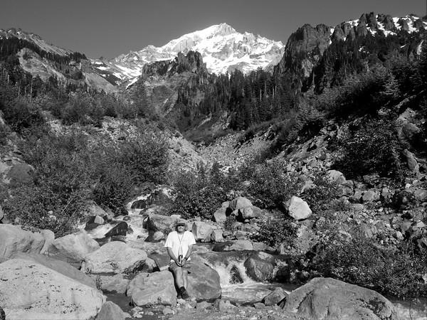 Bald Mt & Muddy Fork © Chiyoko Meacham