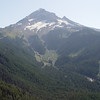 Bald Mountain Summit - Looking East to Mt. Hood with McNeil Ridge on the left & Yocum Ridge on the right.