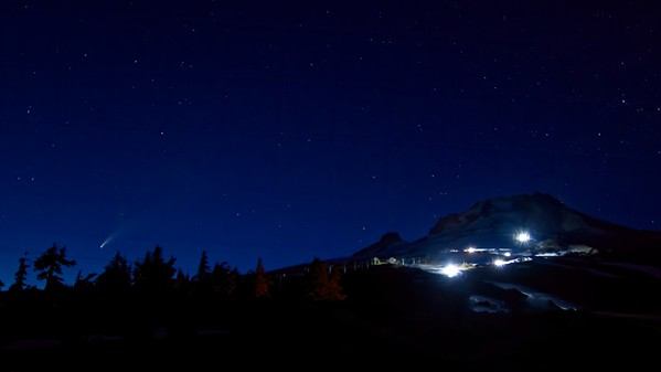 Neowise from Timberline