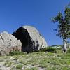 Paradise Park, Split Rock.