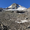 Out on the Eliot Glacier.