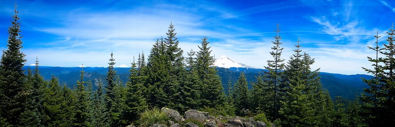 Salmon Butte Trail © Chiyoko Meacham