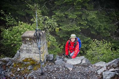 Surveyors Ridge - Old Fire Lookout site