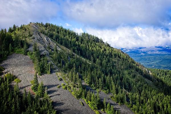 Surveyors Ridge - Shellrock Mt