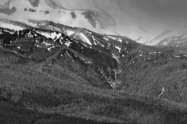 Surveyors Ridge - Yellow Jacket VP Stranahan Falls