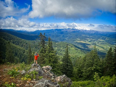 Surveyors Ridge, Yellow Jacket Point © Chiyoko Meacham