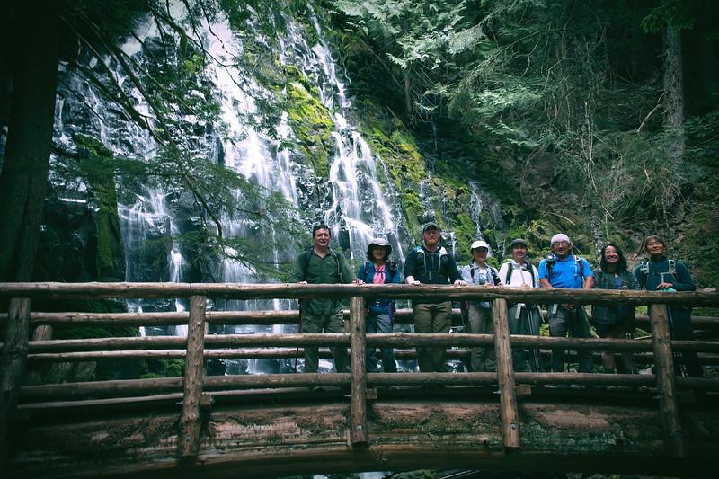 Ramona Falls Again