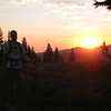 PDX hiker Chase & the Sunrise!