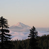 Looking South to Mt. Jefferson.