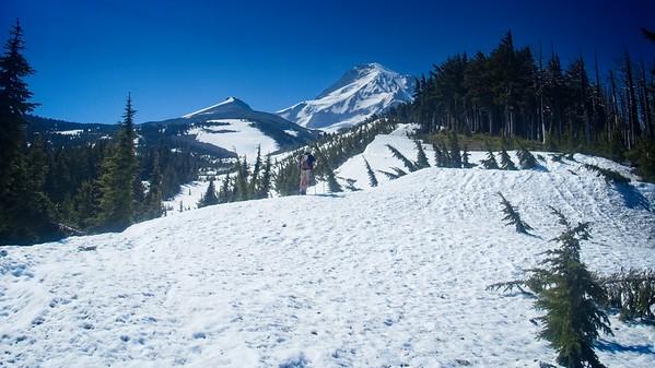 Vista Ridge to Dollar Lake © Chiyoko Meacham