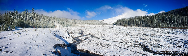 White River to Timberline Lodge