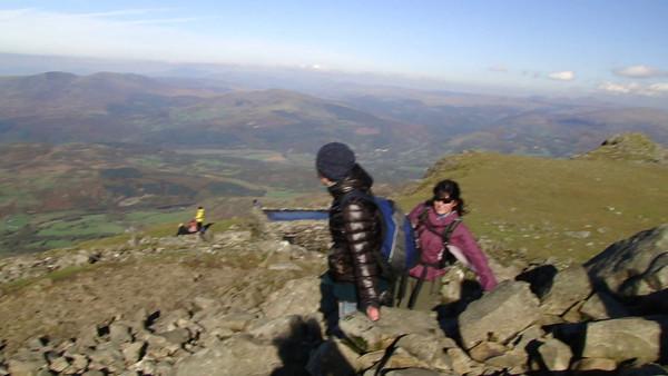 Cader Idris, North Wales - October 2011