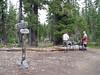 Pacific Crest Trail - Marie & Rockpile Lake Junction