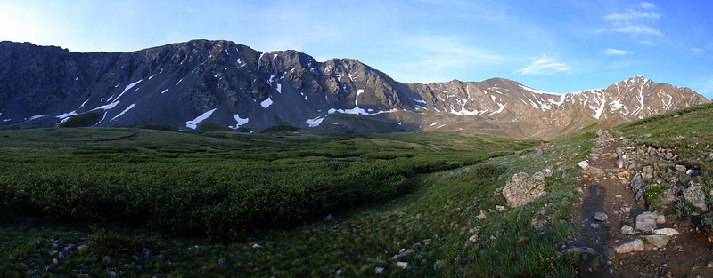 Grays Peak Trail.