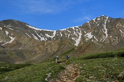 Grays Peak Trail.
