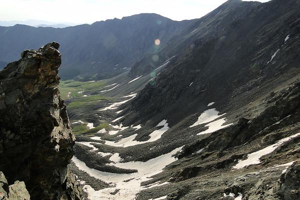 Grays Peak Trail. The Rascal.