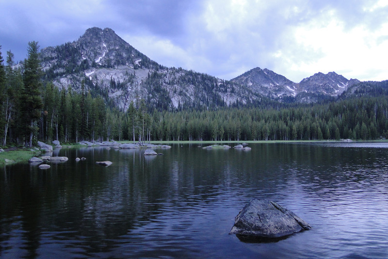 Anthony Lake - Monday Morning.