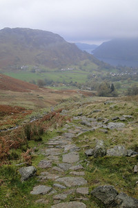 Helvellyn, Cumbria - October 2011