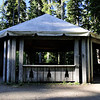Lost Lake Group Camp Shelter.