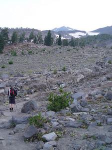 Mt Adams - August 2009