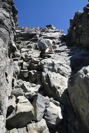 Mt. Thielsen - July 2011