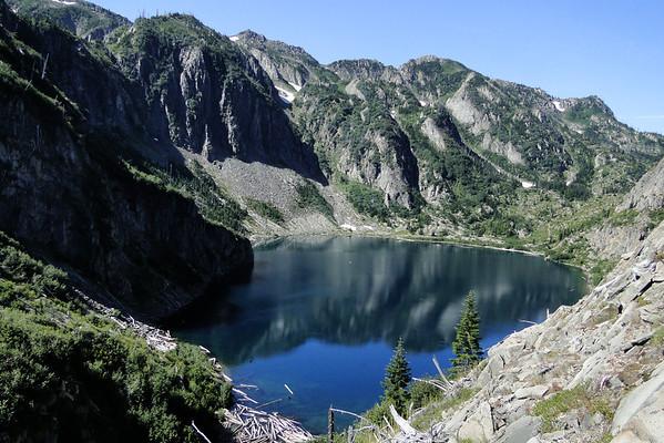 Shovel Lake.